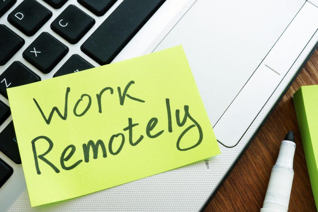 Remote Work in Coronazeiten
